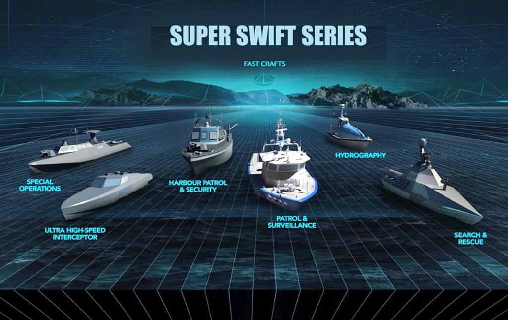 Super Swift Series